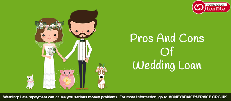 Wedding Loan in the UK