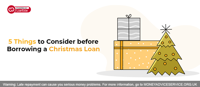 5 Things to Ask Yourself Before Borrowing a Personal Loan for Christmas?