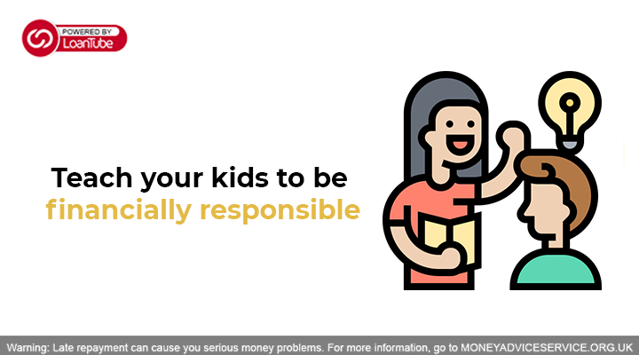 Teach your kids to be financially responsible